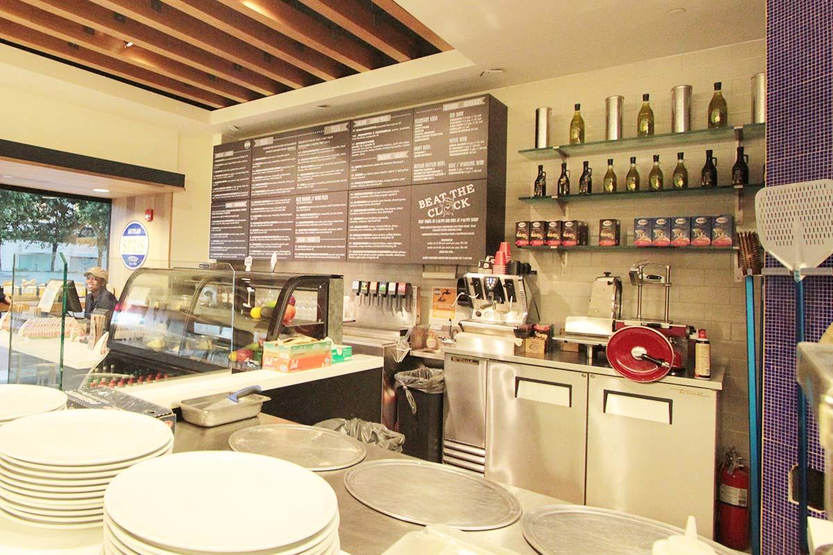 Pizzeria interior design ideas diepedia